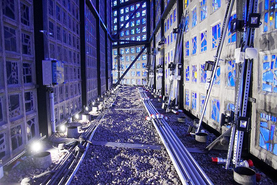 Fassaden- & Gebäudebeleuchtung - LemTec COB-LED
